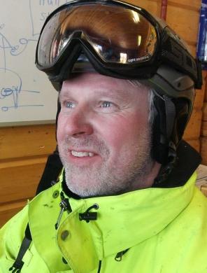 Nästa år kommer vi att vara ännu mera aggressiva med lavinbekämpningen och säkra hela fjället, säger Jan Forsgren, områdeschef i Kittelfjäll