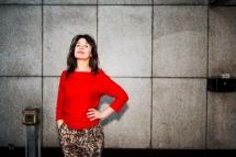 Lotta Lundgren inviger Umeå Smakfestival