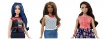 Se nya, kurviga Barbie