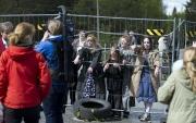 Zombies gjorde smygpremiär i Åsele