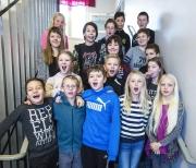 Klass 5A i Sävar vet redan att de är bäst