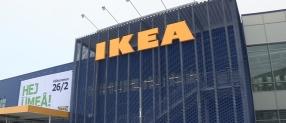 Kolla in  i Ikea Umeå