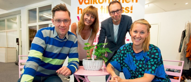 Umeåbyrå invald i globalt nätverk