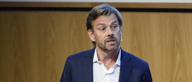 Michael Wolf polisanmäls av Swedbank