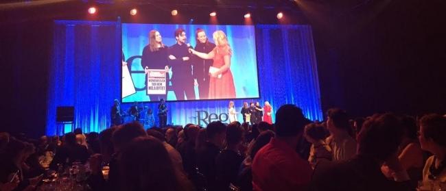 Umeåbyrå blev Årets  byrå – prisades på gala