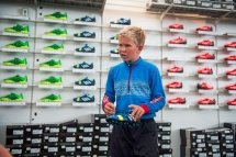 Sportbutik öppnar nytt – i Tyskland