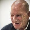 81-årig kändis pappa igen