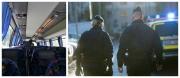 Polisinsats efter sexofredande