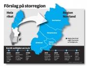 Stornorrland – nu kan första steget tas