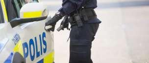 Polisen: &quotKniv har varit inblandad&quot