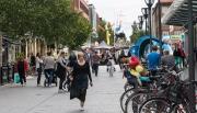 Kommunen: Gågatans regler ska följas
