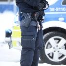 Polis grep efterlyst