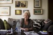 Birgit vädjar om hjälp med skulderna