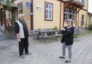 Hela byns historia samlad i stationen