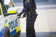 Polisen: Mycket fylla i Umeå