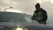 Stoppad Umeåbo misstänks för grovt brott