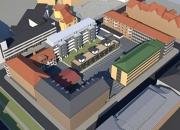 Vill bygga vid Norrlandsgatan