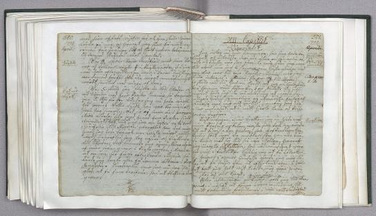 Närkontakt med 1700-talets Umeå