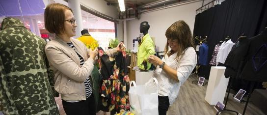 Hållbarhet mode-världens nyaste trend