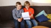 TV: Barnen till FN &quotBevisa det!&quot