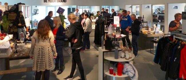 250 besökte Umeåföretag
