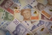 Pengaregn över kommunbo