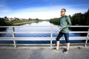 TV: Han springer Umeås gator