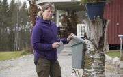 Postnord drar ned på  utdelningen