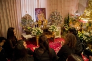 Kungen hedrades vid ceremoni