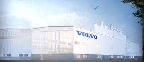 De ska bygga Volvos nya fabrik