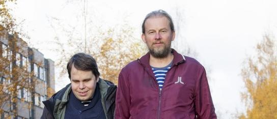 Kultig Umeåduo firar 35 år