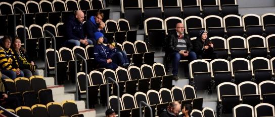 Publiken sviker Skellefteå AIK