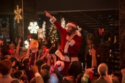 Julfesten utan hämningar