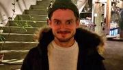 Elijah Wood besökte Sundsvall