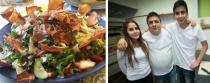 Libanesisk mat till Umeå