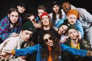 Hiphopfestival med Random Bastards i Umeå
