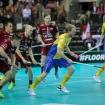 Sverige vann VM-premiären