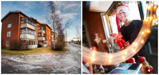 Titta in i Umeås juligaste uterum