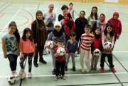 Fotboll samlar olika kulturer