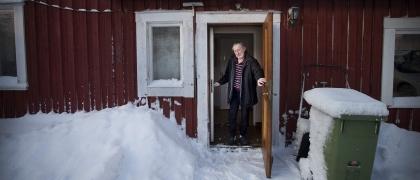Bedöms för frisk för äldreboende