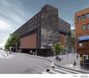 Nya hotellet ska byggas på rekordtid