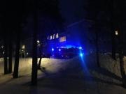 Larm: Skola i Lycksele rökfylld