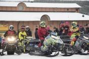 60 skoterförare sökte checkpoints med gps