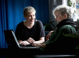 Lesbiskt liv i norr får röst