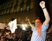 Rebellstaden Neapel mot en jämlik framtid