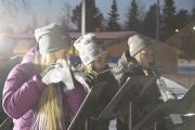TV: Unik orkester med isinstrument
