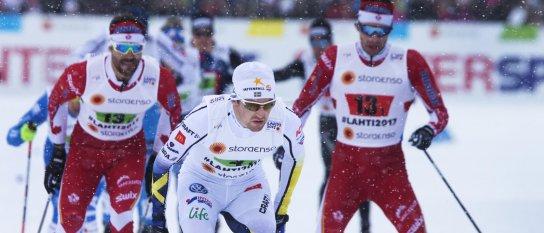 Nytt sprintfiasko för Sverige