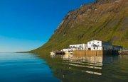 Länsbor öppnar fiskecamp i Norge