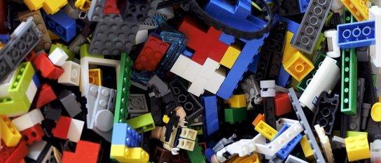 Stal lego för stora belopp