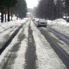Underkänner vinter- väghållningen i Umeå&quot